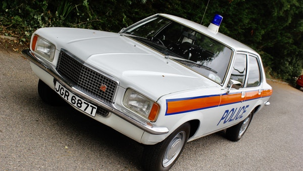 1978 Vauxhall VX2300 Police Car For Sale (picture 17 of 87)