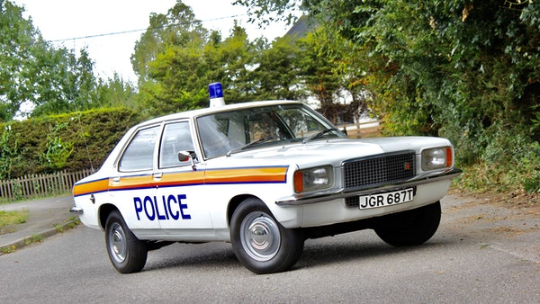 1978 Vauxhall VX2300 Police Car For Sale (picture 19 of 87)