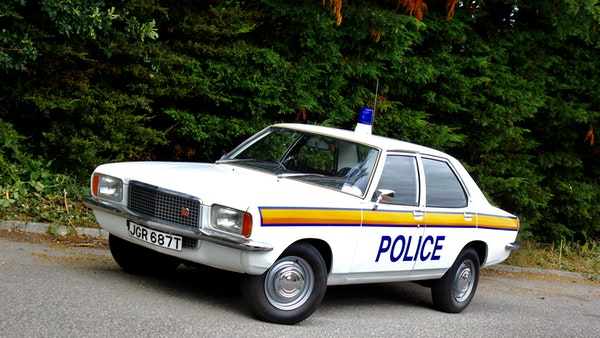 1978 Vauxhall VX2300 Police Car For Sale (picture 15 of 87)