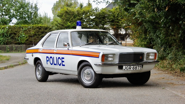 1978 Vauxhall VX2300 Police Car For Sale (picture 18 of 87)