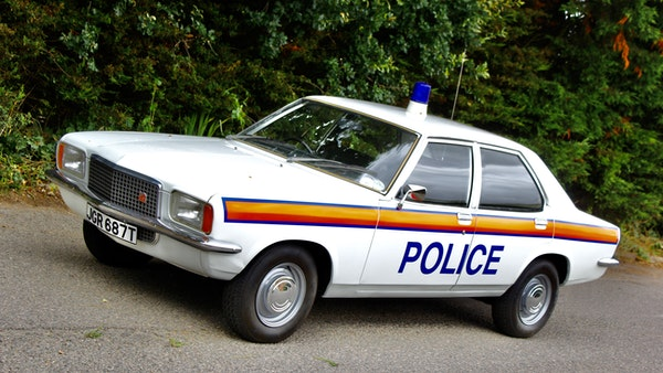 1978 Vauxhall VX2300 Police Car For Sale (picture 25 of 87)