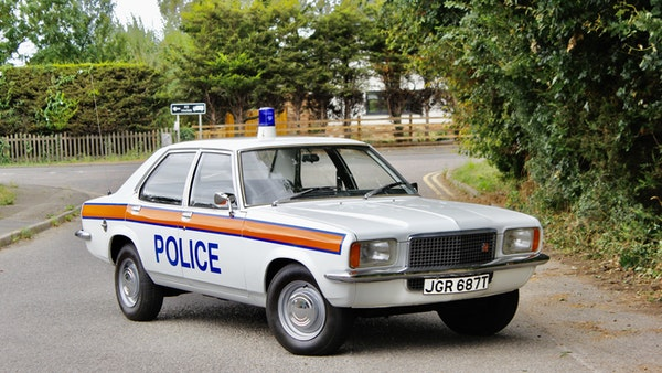 1978 Vauxhall VX2300 Police Car For Sale (picture 22 of 87)