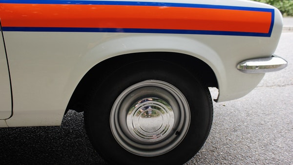1978 Vauxhall VX2300 Police Car For Sale (picture 34 of 87)