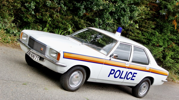 1978 Vauxhall VX2300 Police Car For Sale (picture 26 of 87)