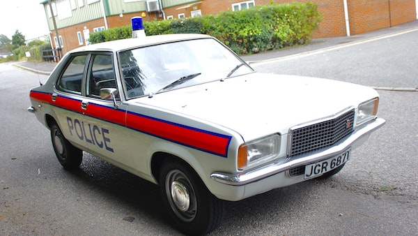 1978 Vauxhall VX2300 Police Car For Sale (picture 14 of 87)