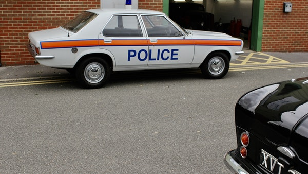 1978 Vauxhall VX2300 Police Car For Sale (picture 29 of 87)