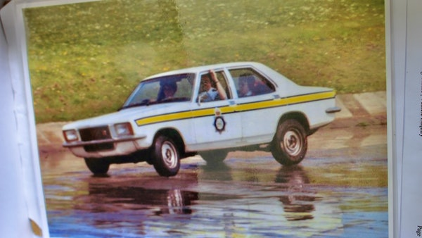 1978 Vauxhall VX2300 Police Car For Sale (picture 85 of 87)