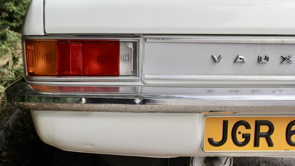 1978 Vauxhall VX2300 Police Car For Sale (picture 73 of 87)