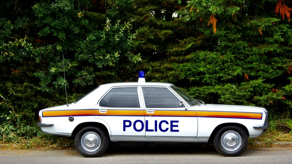 1978 Vauxhall VX2300 Police Car For Sale (picture 11 of 87)