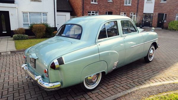 1954 Vauxhall Wyvern For Sale (picture 4 of 37)