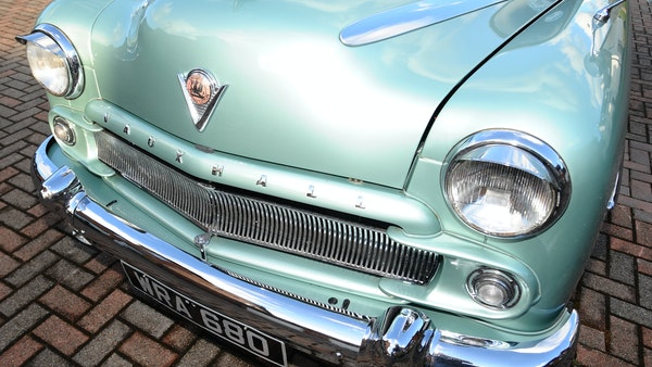1954 Vauxhall Wyvern For Sale (picture 7 of 37)