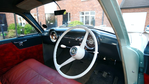 1954 Vauxhall Wyvern For Sale (picture 20 of 37)