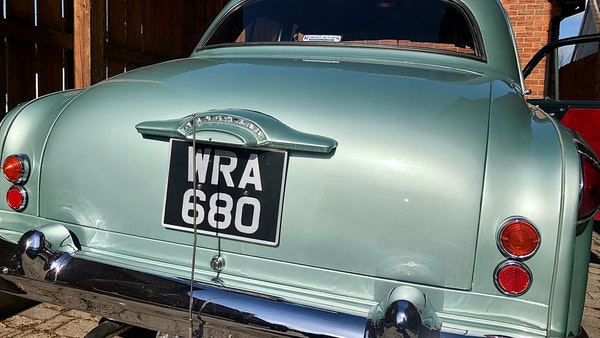 1954 Vauxhall Wyvern For Sale (picture 14 of 37)