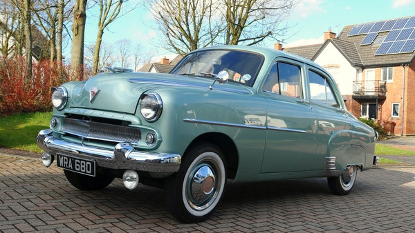 1954 Vauxhall Wyvern For Sale (picture 10 of 37)