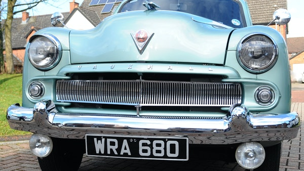 1954 Vauxhall Wyvern For Sale (picture 9 of 37)