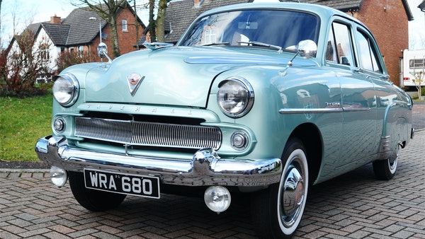 1954 Vauxhall Wyvern For Sale (picture 13 of 37)