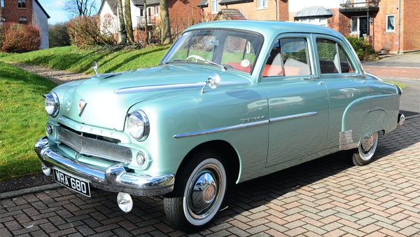 1954 Vauxhall Wyvern For Sale (picture 11 of 37)