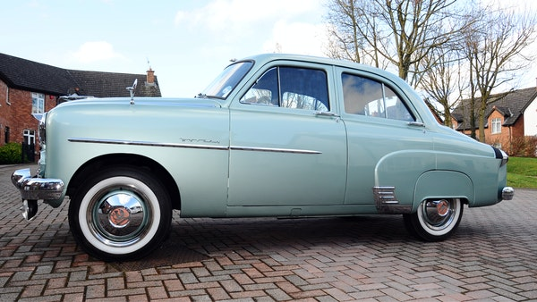 1954 Vauxhall Wyvern For Sale (picture 6 of 37)
