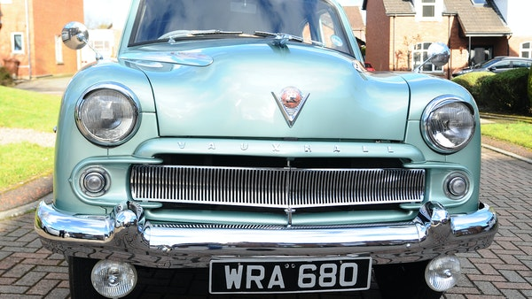 1954 Vauxhall Wyvern For Sale (picture 3 of 37)