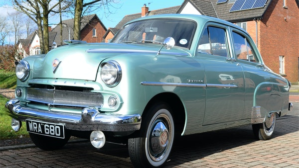 1954 Vauxhall Wyvern For Sale (picture 12 of 37)