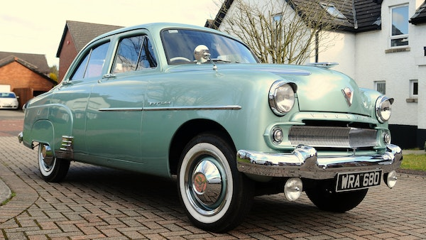 1954 Vauxhall Wyvern For Sale (picture 1 of 37)