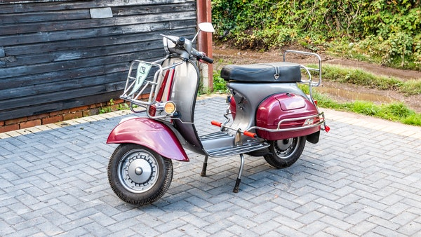 1968 Vespa Sprint 150 For Sale (picture 13 of 96)