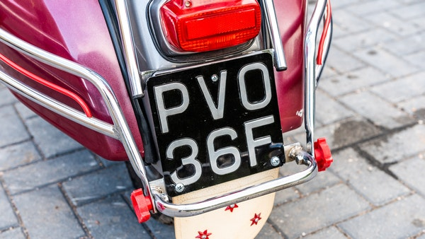 1968 Vespa Sprint 150 For Sale (picture 35 of 96)
