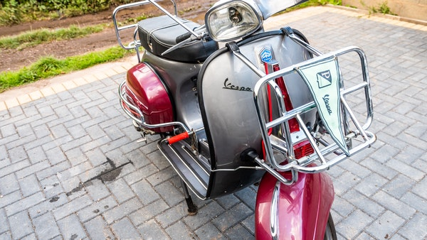 1968 Vespa Sprint 150 For Sale (picture 24 of 96)