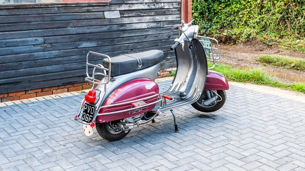 1968 Vespa Sprint 150 For Sale (picture 7 of 96)