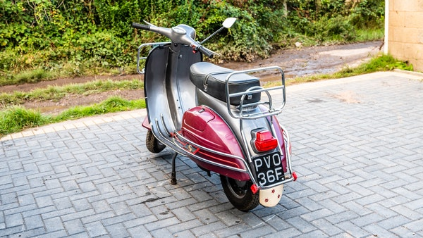 1968 Vespa Sprint 150 For Sale (picture 10 of 96)