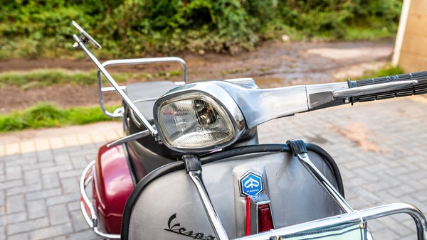 1968 Vespa Sprint 150 For Sale (picture 25 of 96)