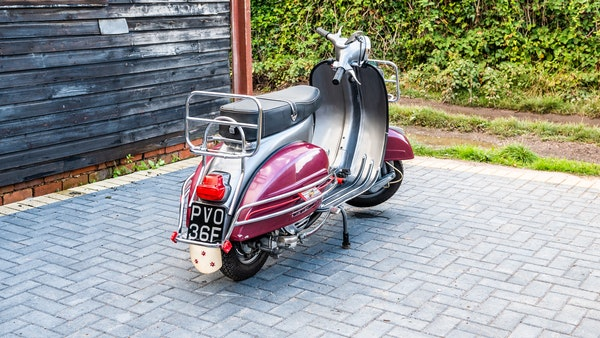 1968 Vespa Sprint 150 For Sale (picture 8 of 96)