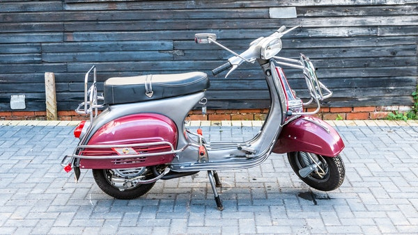 1968 Vespa Sprint 150 For Sale (picture 6 of 96)