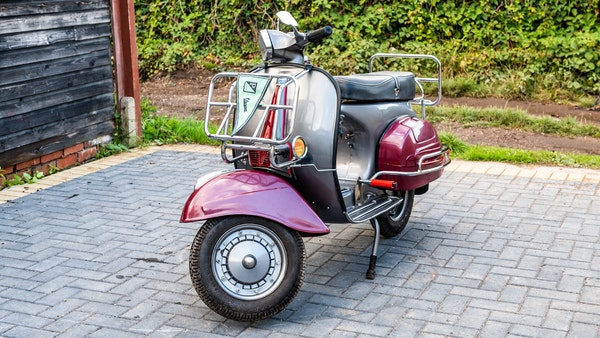 1968 Vespa Sprint 150 For Sale (picture 14 of 96)