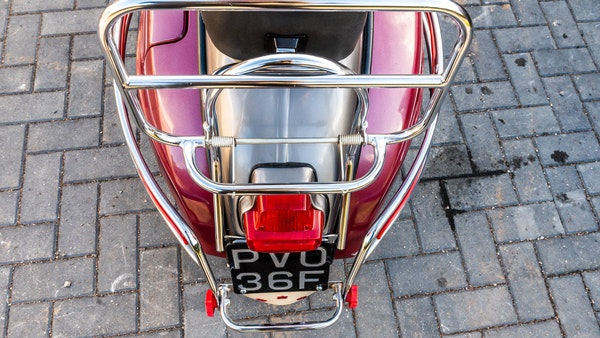 1968 Vespa Sprint 150 For Sale (picture 80 of 96)