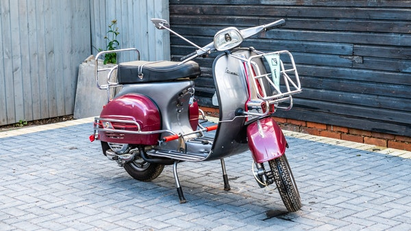 1968 Vespa Sprint 150 For Sale (picture 1 of 96)