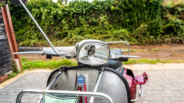 1968 Vespa Sprint 150 For Sale (picture 56 of 96)