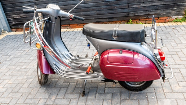 1968 Vespa Sprint 150 For Sale (picture 67 of 96)