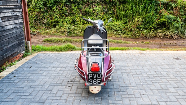 1968 Vespa Sprint 150 For Sale (picture 9 of 96)
