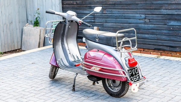 1968 Vespa Sprint 150 For Sale (picture 11 of 96)