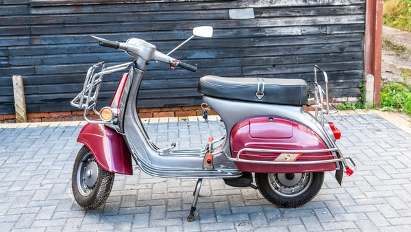 1968 Vespa Sprint 150 For Sale (picture 12 of 96)