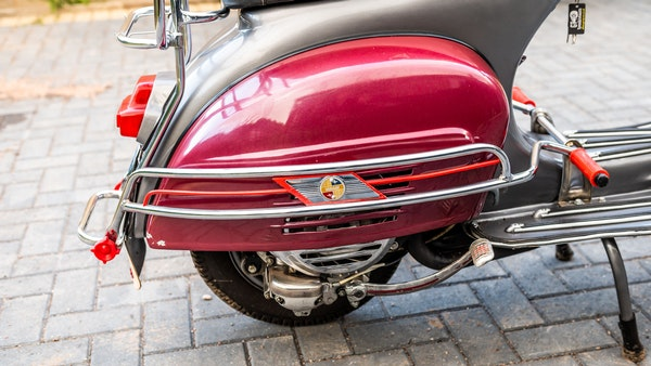 1968 Vespa Sprint 150 For Sale (picture 42 of 96)