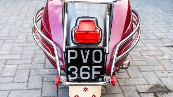 1968 Vespa Sprint 150 For Sale (picture 36 of 96)