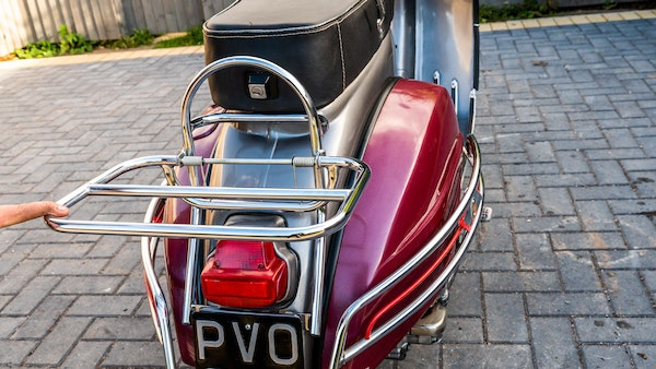 1968 Vespa Sprint 150 For Sale (picture 79 of 96)