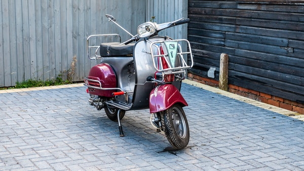 1968 Vespa Sprint 150 For Sale (picture 5 of 96)