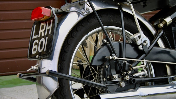 1950 Vincent Black Shadow For Sale (picture 26 of 49)