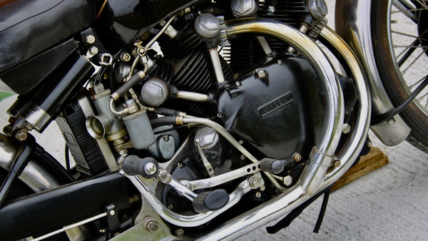1950 Vincent Black Shadow For Sale (picture 33 of 49)