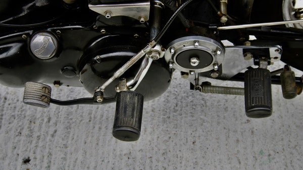 1950 Vincent Black Shadow For Sale (picture 15 of 49)