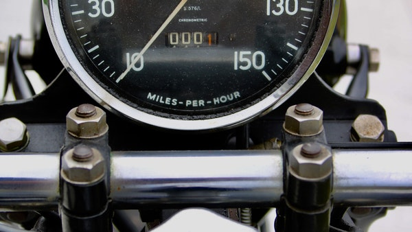 1950 Vincent Black Shadow For Sale (picture 13 of 49)