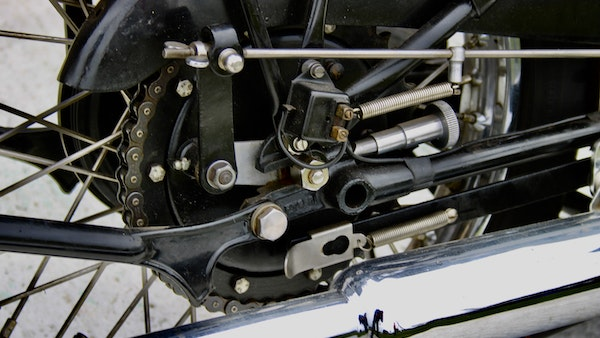 1950 Vincent Black Shadow For Sale (picture 36 of 49)